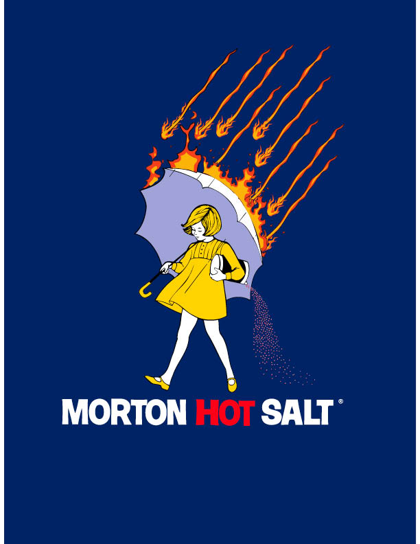 Morton Salt Matthew Arnold