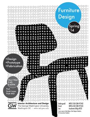 Furniture Design Poster news - scott jones design