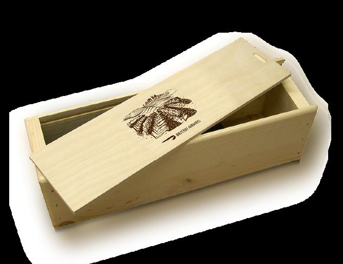 Wedding Gift Box Rental : Print & Package Design: British Airways Wine Gift Box